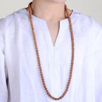 Vajra Bodhi Rudraksha Beads Meditation Mala Bead Jewelry Making Prayer Chakras 108Pcs Bodhi Tibetan Buddhism Bracelet Buddhist ежедневник chisu nilakantha bodhi culture gift box