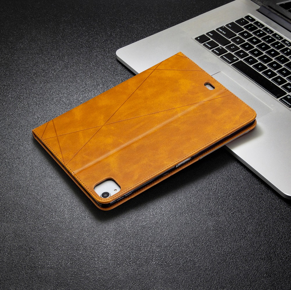 2020 For 12.9 Back Pro Case Cover Silicone Wallet Leather PU 2018 Soft iPad Holder With
