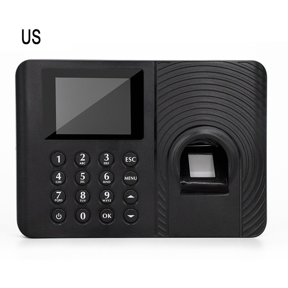 Fingerprint Free Software Attendance Machine More Convenient Simple Faster More Precise Wider Application 1 Set