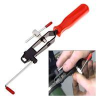Cortador automotivo cv joint boot braçadeira ferramenta chave de mangueira clipe de aperto ferramenta de dobra cortador embutido CV e peças     -