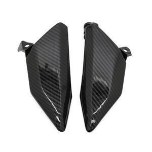 Image 3 - Motorcycle Rear Tail Exhaust Side Covers Panel Fairing Cowl for Honda CBR 600 RR CBR600RR 2007 2008 2009 2010 2011 2012