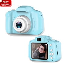 Mini Camera Camcorder Kids Toys Cartoon Switching Shooting Timed 2inch Language Hd-Screen