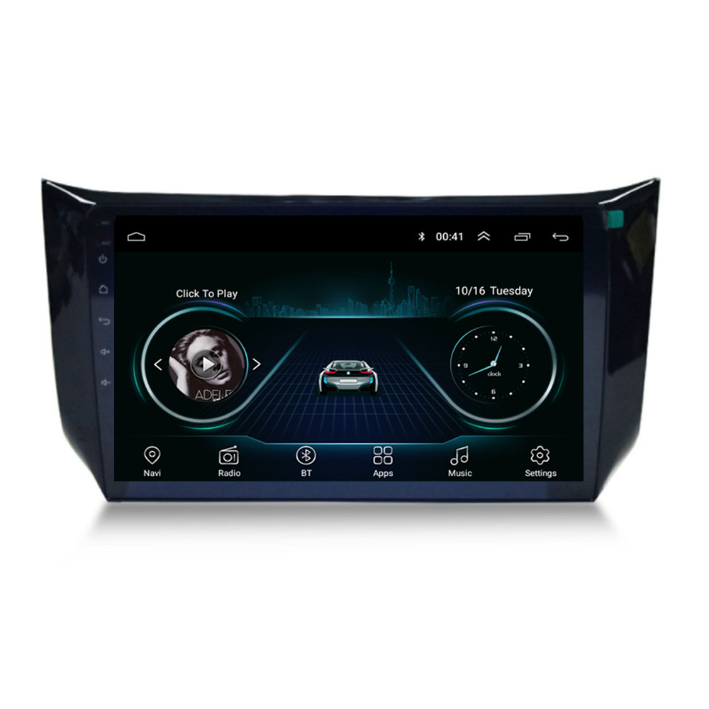 4G LTE Android 8.1 For NISSAN Sylphy 2008 2009 2010 2011 2012 Multimedia Stereo Car DVD Player Navigation GPS Radio
