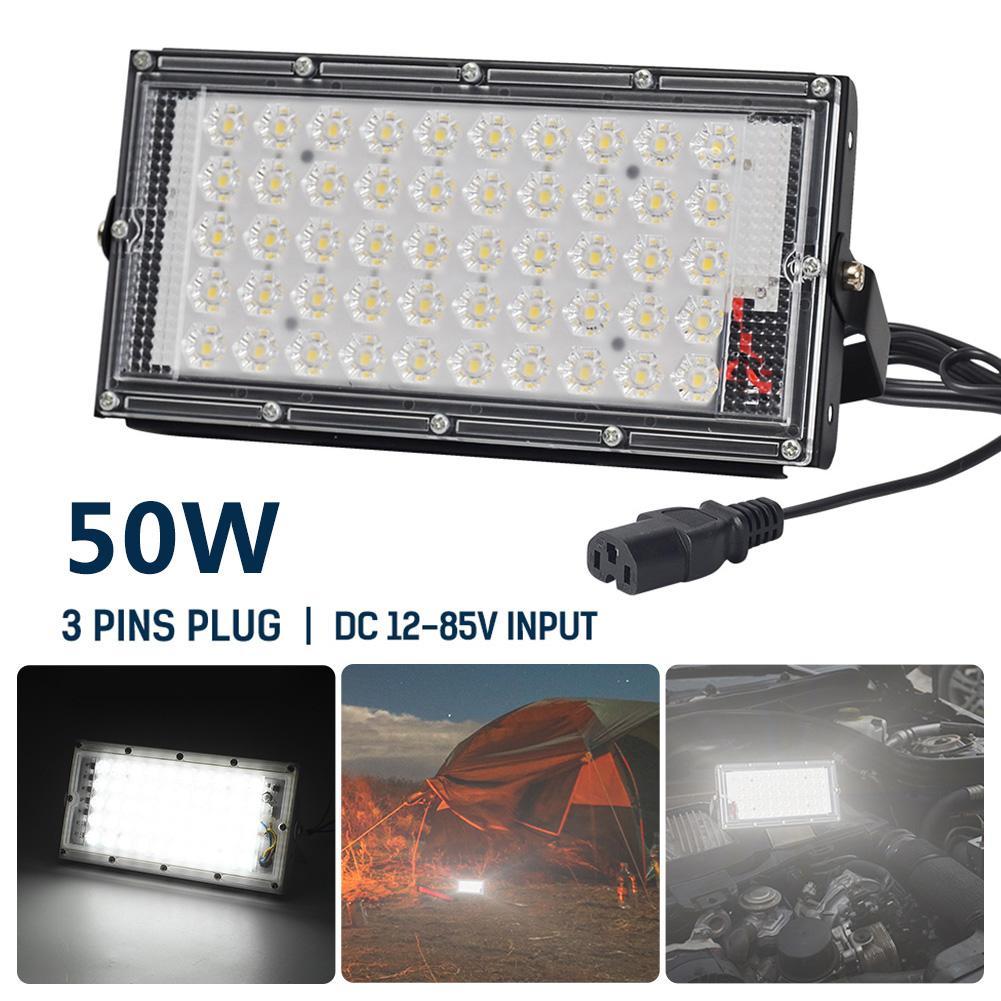 1 Pack Adjule 50w Led Flood Light