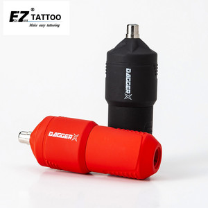 Image 2 - EZ פגיון X/Y FAULHABER מנוע מחסנית קעקוע מכונת עט רירית הצללת עבור מחסנית מחט עם 1pcs EZ מאסטר קליפ כבל