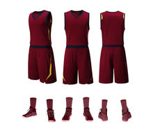 2019 new basketball High-end fabrics, new basketball uniforms, men's basketball uniforms