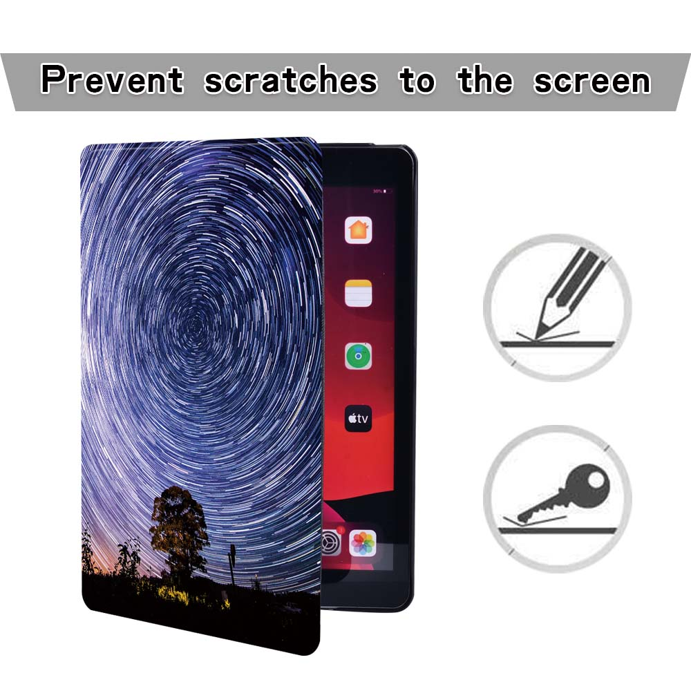 Shockproof Tablet Cover Case for IPad 2 3 4/Mini 12345/ipad 2017 2018 2019/Air 3/Pro 11 Smart Lightweight Hard Shell Case Cover
