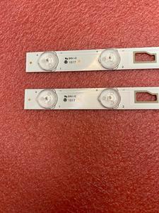 Image 4 - Yeni 2 adet/takım 9LED 577mm LED aydınlatmalı şerit D32TS7202 32HR331M09A5 V1