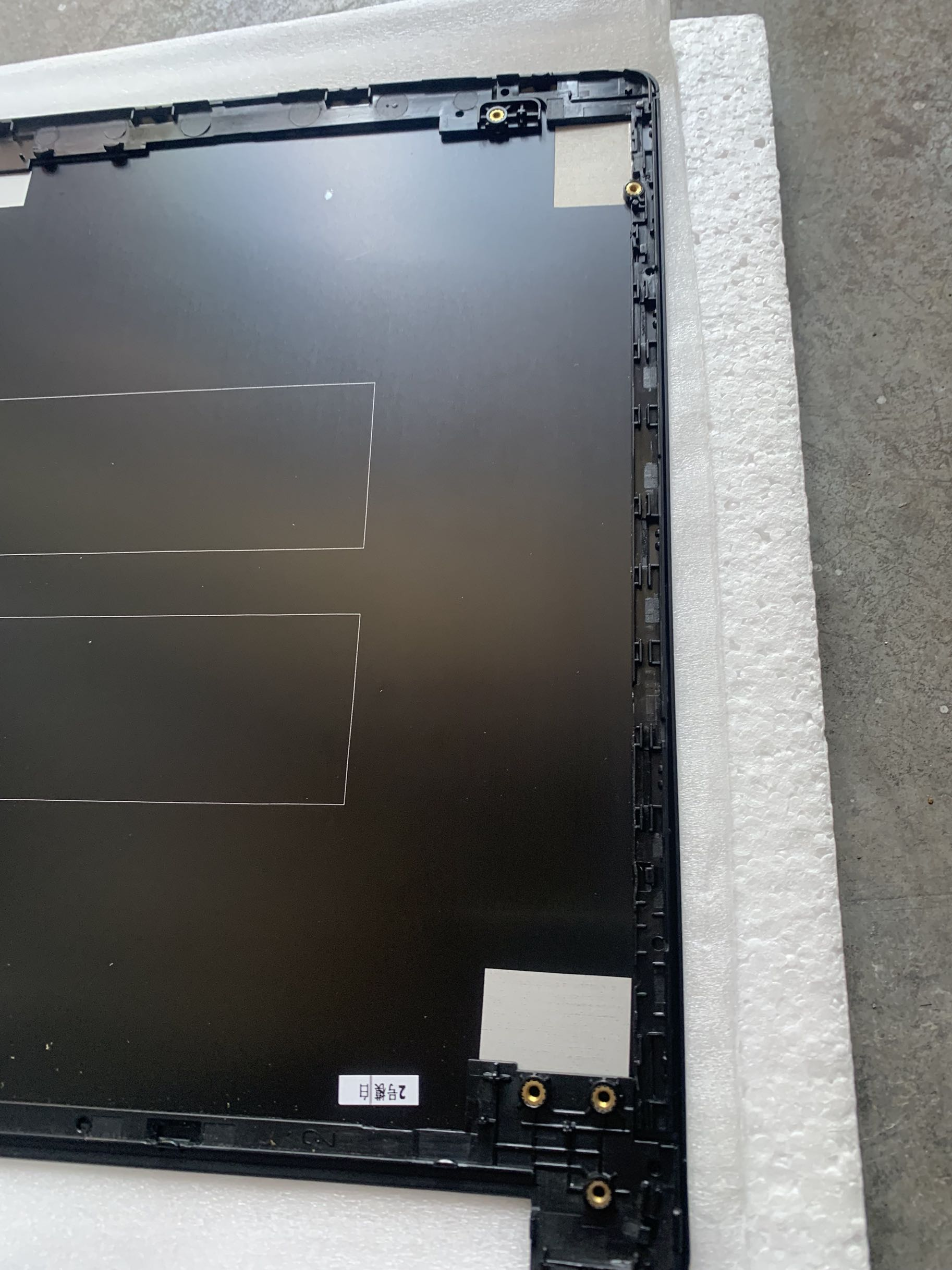 New Acer Aspire 5 A515-51 A515-51G LCD Back Cover Lid W// Hinges 60.GP4N2.002 USA
