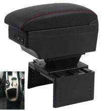 Für FORD FOCUS CMAX armlehne box zentralen Speicher inhalt Lagerung box Sitz armlehne box auto teile