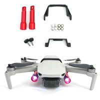 Startrc portátil night searchlight kit luz de reposição para dji mavic mini drone acessórios