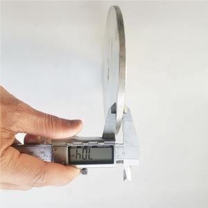 "Image 4 - 6"" / 8"" Aluminum Master Lap Polishing Plate Holder for Diamond Grinding Pad / Sanding Disc"