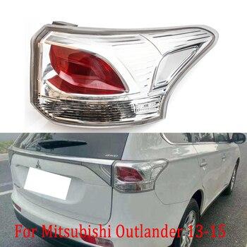 цена на MZORANGE Tail Lamp rear light Tail Light Assembly for Mitsubishi OUTLANDER 2013 2014 2015 Tail Light