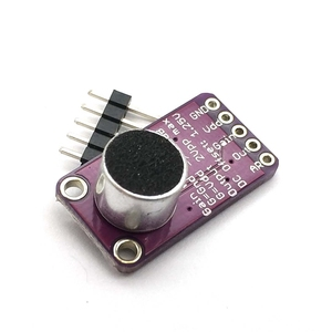 Image 2 - MAX9814 Microphone AGC Amplifier Board Module Auto Gain Control For Uno Programmable Attack And Release Ratio Low THD