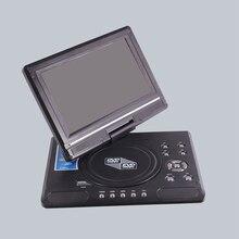 9,8 дюймовый Портативный мобильный DVD с беспроводной ХД мини ТВ плеер