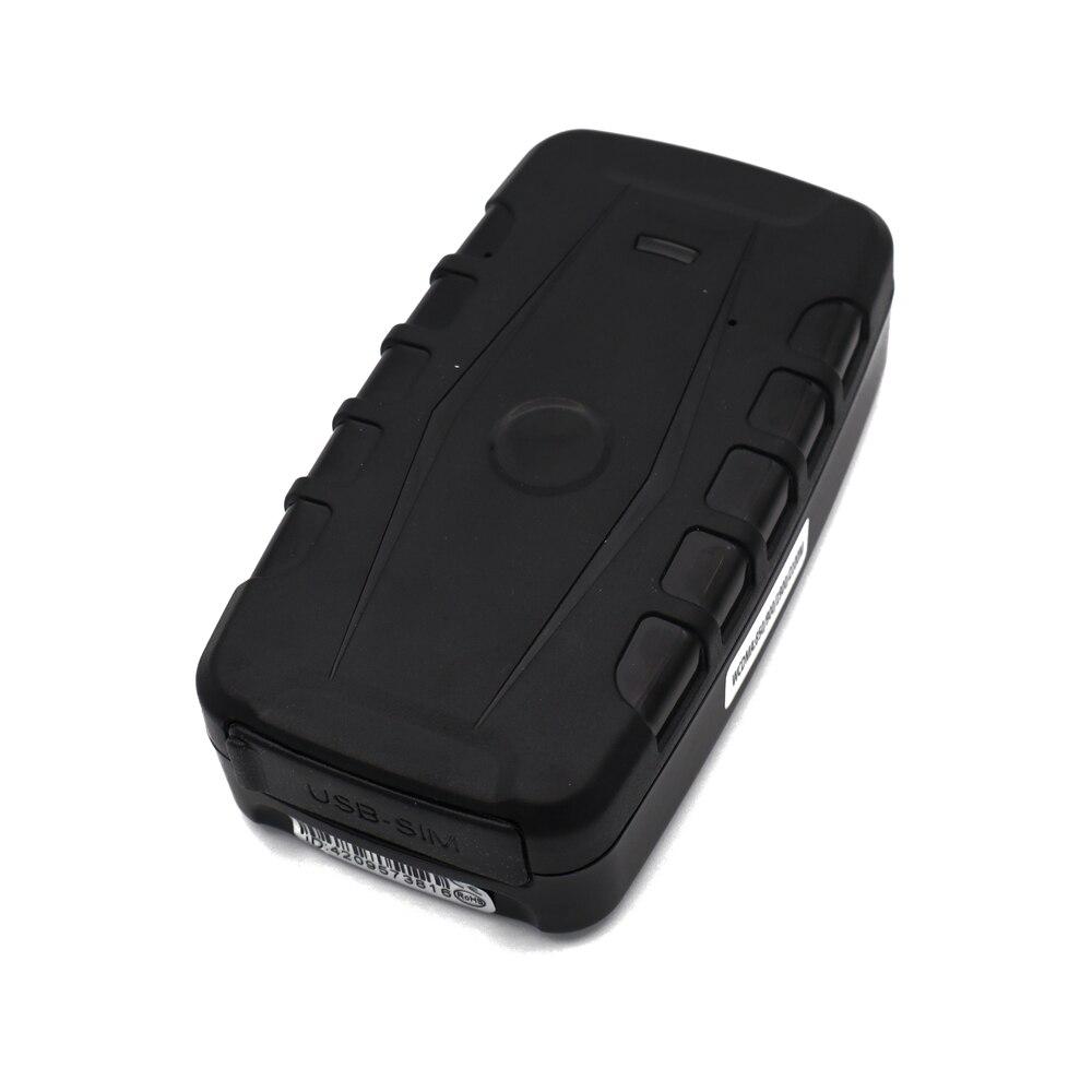 10000MAh Li-ion batterie GPS localisateur pour voitures moto camion véhicule alarme de chute en temps réel GPS surveillance Tracker LK209B