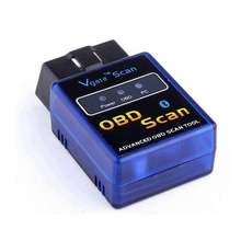 Автомобильный информационный сканер elm327 bluetooth v15 obd2