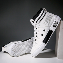BIGFIRSE Fashion High Top Sneakers Autumn Comfortable Trend Vulcanize Shoes Ligh
