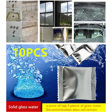 10pcs/Set NEW Multifunctional Effervescent Spray Cleaner Concentrated Super Auto Glass