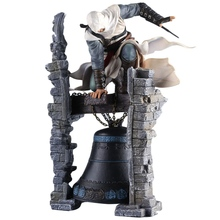 Colorful West Assassin Road Toy Altai Clock Tower Action Figure 26cm Altair The Legendary Anime Figure