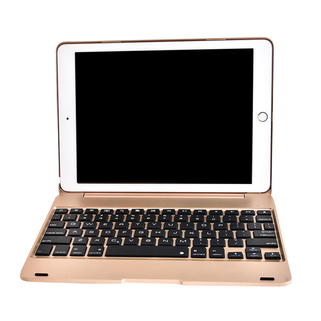 Bluetooth keyboard with protective cover