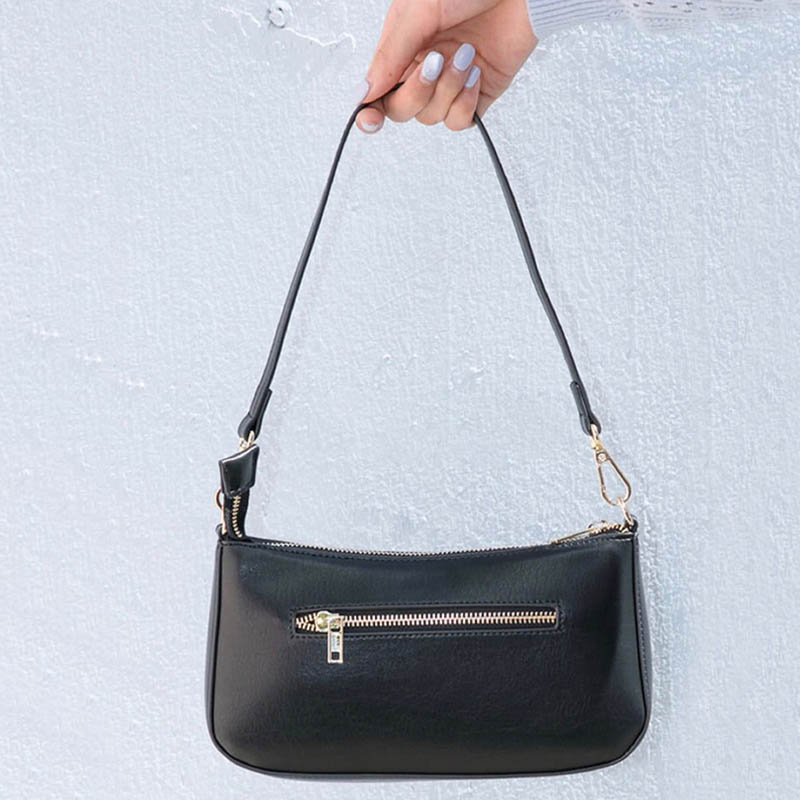Baguette Saco de Lona Pequena Bolsa de Ombro das mulheres Do Vintage Da Moda Ladys Sacos de Estilo Bolsa de Luxo Bella Subaxillary