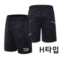 Summer Print Shorts Camouflage Breathable Quick Dry Loose Shorts Outdoor Sports Fitness Running Cycling Fishing Clothes