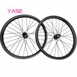YASE 29er karbon mtb koła 45x25mm bezdętkowe aro 29 mtb asymetria doładowania NOVATEC D791SB D792SB 110x15 148x12 koła rowerowe