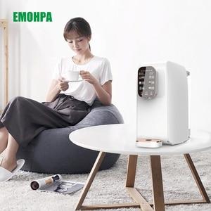 Image 5 - 2020 bureau filtre à eau purificateur distributeur écran tactile contrôle pour miel eau lait thé eau bouillante
