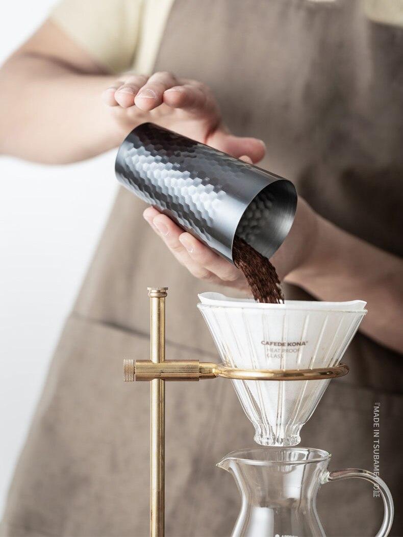 feitos à mão copo 150 300ml do sabor do café do copo de dose