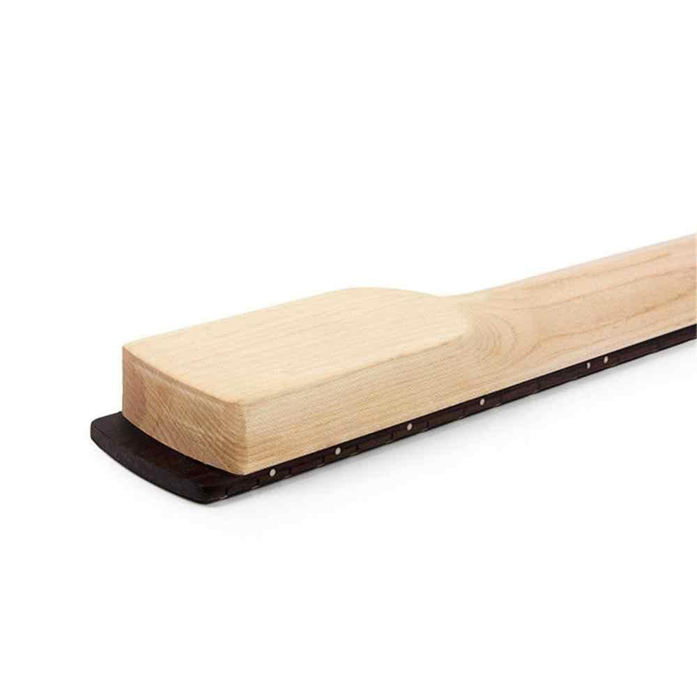 VENDITA 22 Acero manico della Chitarra Elettrica del Collo + Tastiera Senza Schienale In Legno di Palissandro Linea Mediana per Fender ST Strat Commercio All'ingrosso Dropshipping