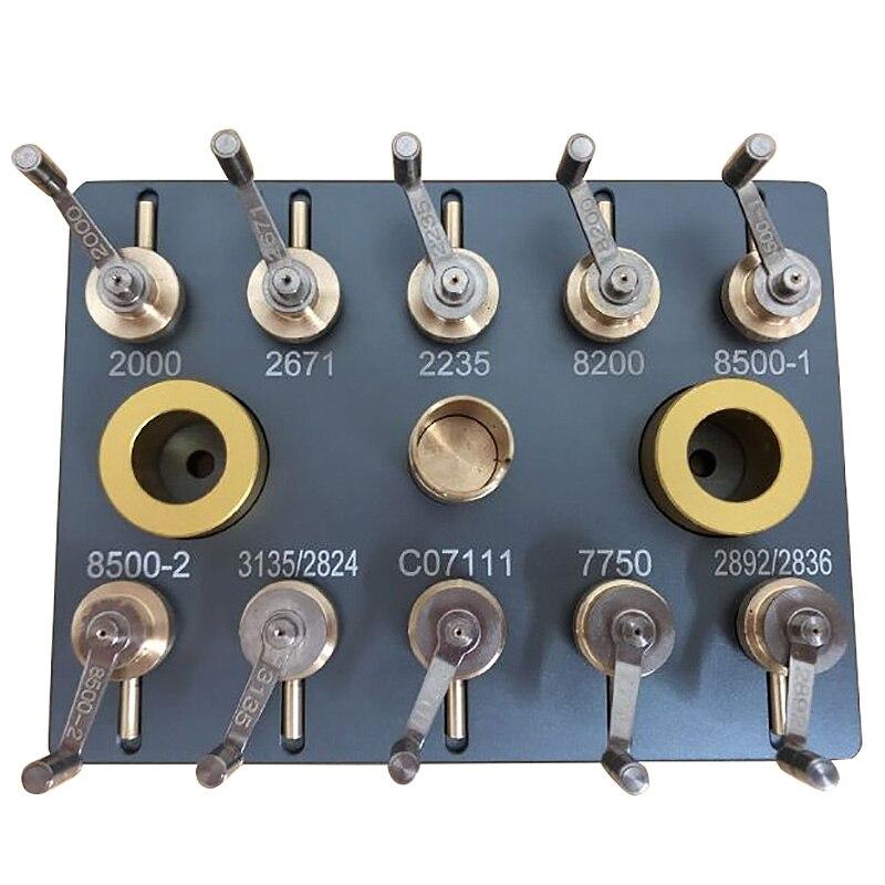 Reparatur Werkzeuge Uhr Mainspring Wickler Ersatz Fässer für 3135/2892/2824/7750/2671/2000/ 8500/C07111/2235/8200 Bewegung