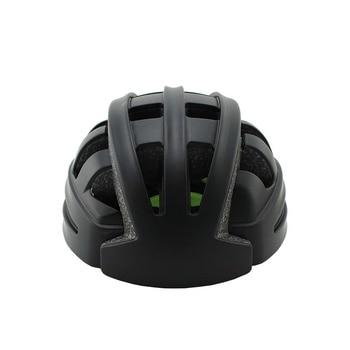 New generation city riding folding safety helmet portable high strength disposable molding helmet folding helmet 2.0 2019