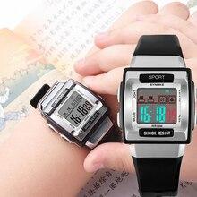 SYNOKE, детские наручные часы, водонепроницаемые, силиконовые, цифровые часы, Детская мода, светодиодный, спортивные часы для студентов, часы, часы, подарок