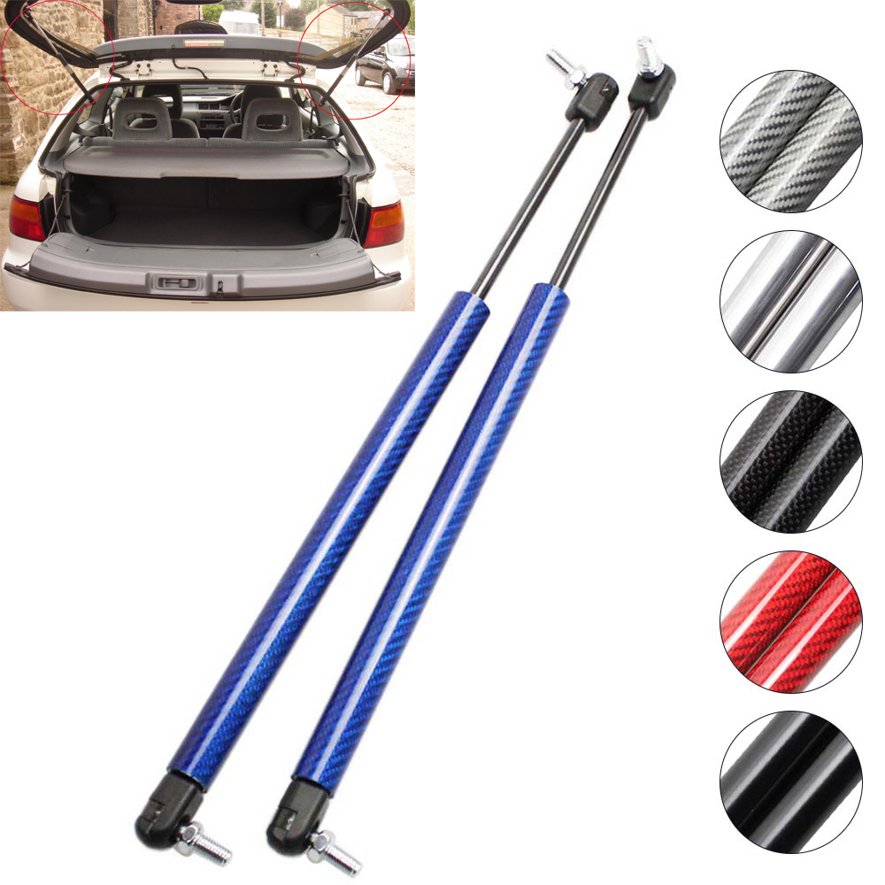 2 4648 Rear Hatch Gas Charged Lift Support Strut Replacement Set For Honda Civic