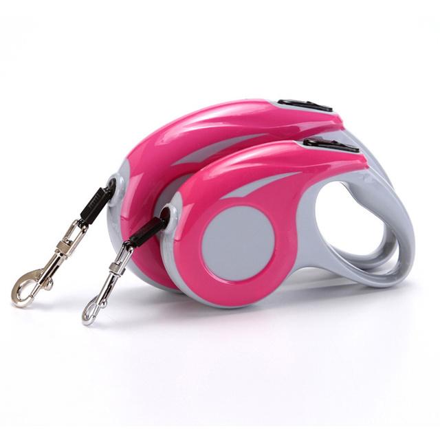 Automatic Retractable Pet Leash