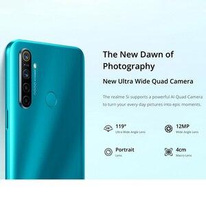 Image 4 - Global Version OPPO Realme 5i  (RMX2030) 4GB 64GB Snapdragon 665 AIE 12MP Quad Camera 6.5 Smartphone 1600x720 5000mAh 4G