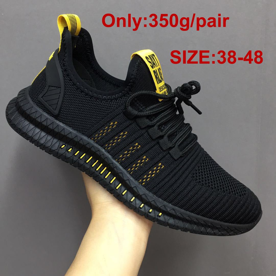 2020 New Mesh Men Sneakers Breathable Men Casual Shoes Lightweight Sports Shoes Zapatillas Hombre Tenis Masculino Esportivo