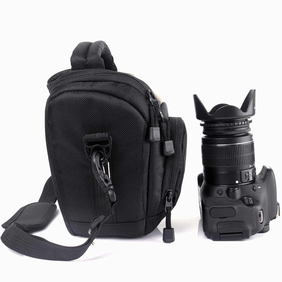 Étanche DSLR appareil photo Sac coque à photo Pour REFLEX NUMÉRIQUE Nikon D3400 D90 D750 D5600 D5300 D5100 D5200 D7000 D7100 D7200 D3100 D3200 D3300
