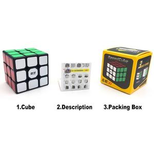 Image 5 - Qiyi Chuyên Nghiệp Cube 3X3X3 5.7 Cm Tốc Độ Cho Antistress Xếp Hình Neo CUBO Magico Miếng Dán Kính Cường Lực Cho Trẻ Em người Lớn Đồ Chơi Giáo Dục