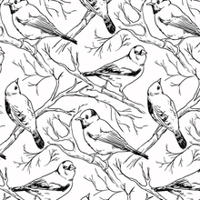 ZhuoAng Branch Lovely Bird Background Clear Stamps For DIY Scrapbooking/Card Making/Album Decorative Silicone Stamp Crafts
