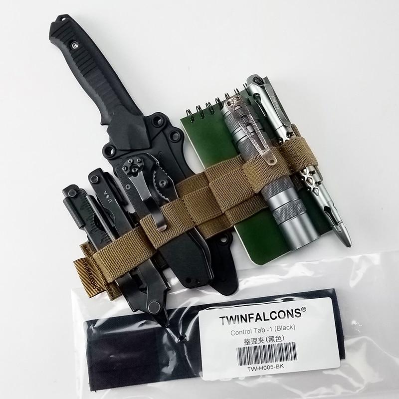 TwinFalcons Elastic Control Tab-1 TW-H005