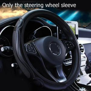 Leather Universal Car Steering