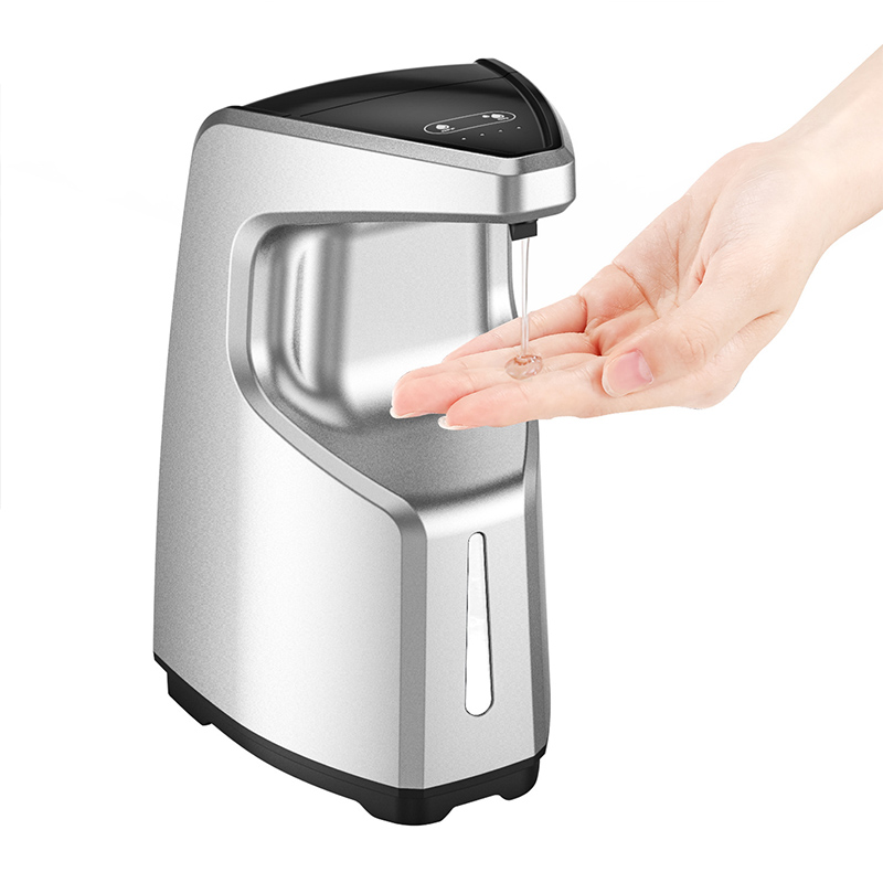 Automatic Soap Dispenser Suitable For Alcohol Disinfectant, Multiple Cleaning Liquids, Non-contact Infrared Smart Cleaning Tools