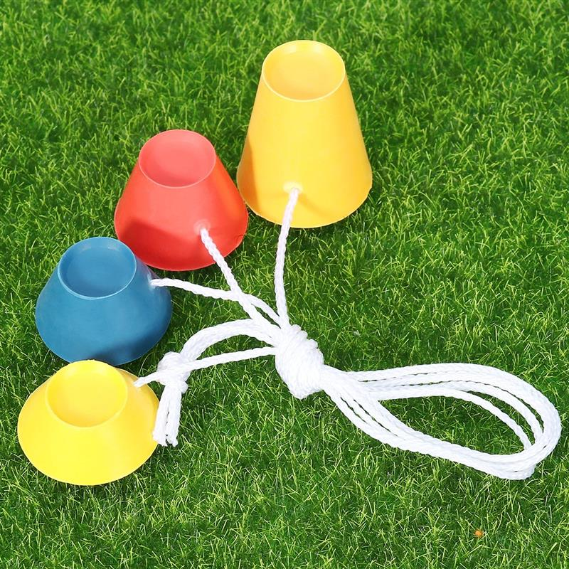 4Pcs Jumbo Rubber Winter Golf Tees, 4 Colors With Different Heights, Ideal For Frosty Days
