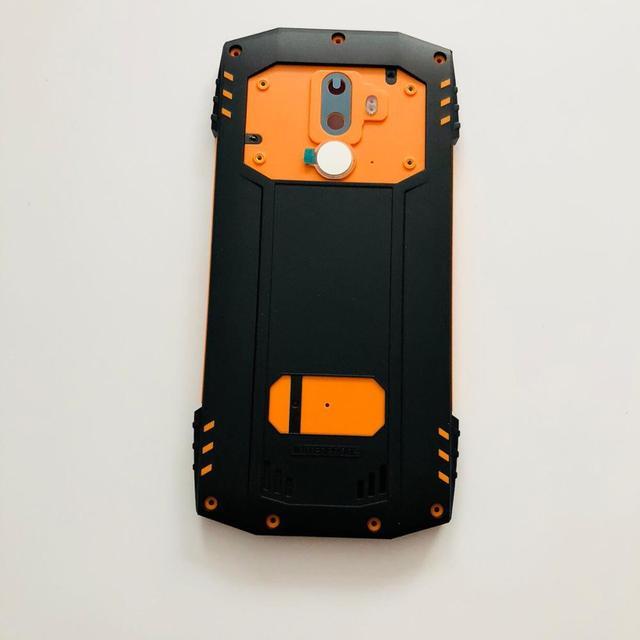 """Novo Original Caso Capa Protetora Da Bateria de Volta Shell Para Blackview BV9000 Pro MTK6757CD Octa Core 5.7 """"18:9 Frete Grátis"""