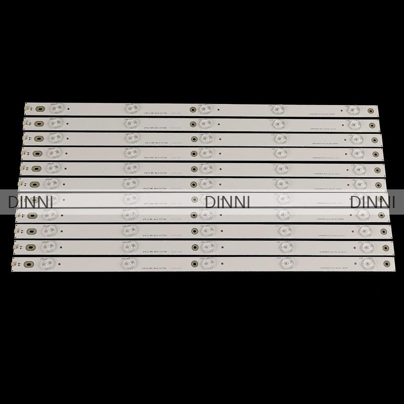 Brand New Originalc For Hisense LEDN50D36P Light Strip Svh500a24-5led-rev06-140303 Light Strip 5 Lights