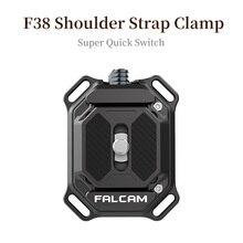 울란지 F38 FALCAM 소형 포장 보드 SLR 마이크로 싱글 카메라 카메라 장비 고속 해체 액세서리