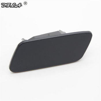 Left Side For VW Passat B7 2011 2012 2013 2014 2015 Car-styling Front Bumper Headlight Washer Cover Cap image