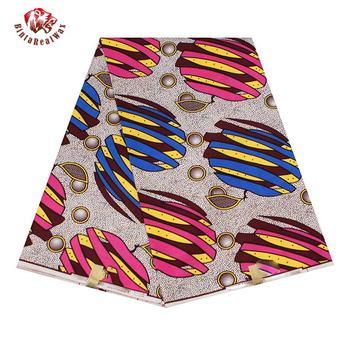 Yeni Polyester balmumu baskılar kumaş 2020 Ankara yeni bintareal balmumu yüksek kalite için 6 yards afrika kumaş parti elbise FP6316